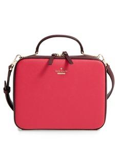 kate spade new york cameron street - casie leather top handle satchel