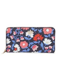 kate spade new york cameron street - daisy lacey zip around wallet