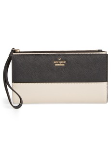 kate spade new york cameron street - eliza leather wallet
