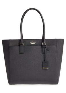 kate spade new york 'cameron street - havana' textured leather tote