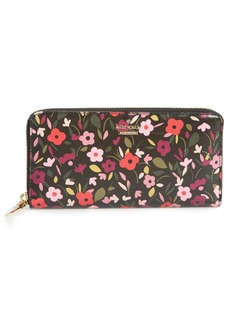 kate spade new york cameron street - lacey zip around wallet