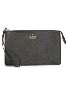 kate spade new york cameron street - leila leather wristlet