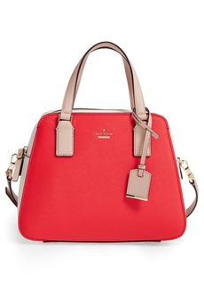 kate spade new york cameron street - little babe leather satchel