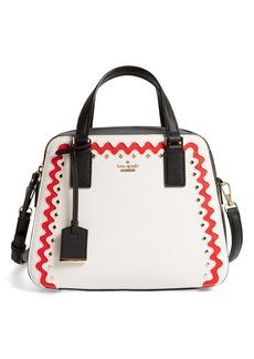 kate spade new york cameron street - little babe leather satchel
