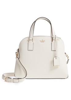 kate spade new york cameron street - lottie leather satchel