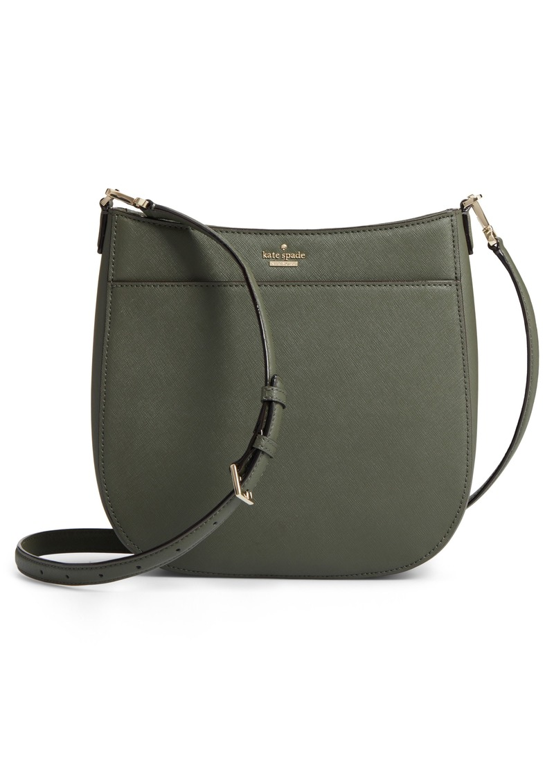 the latest 456d6 06ed0 new york cameron street - robin leather crossbody bag (Nordstrom Exclusive)