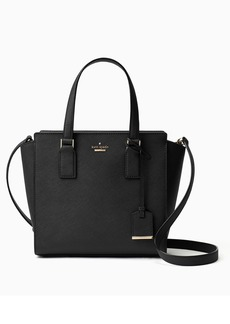 kate spade new york cameron street - small hayden leather satchel