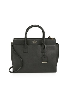 Kate Spade New York Candace Leather Satchel