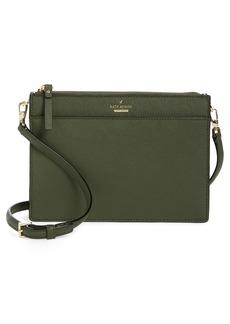 kate spade new york cameron street clarise leather shoulder bag
