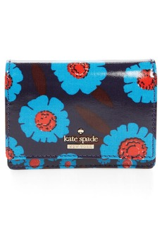kate spade new york cameron street floral - beca wallet