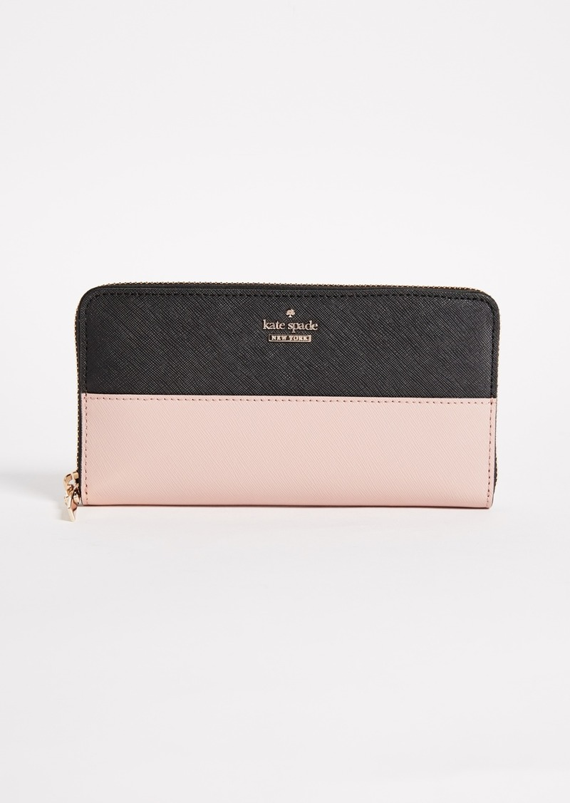 68f29593d65c Kate Spade Kate Spade New York Cameron Street Lacey Wallet
