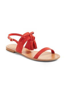 kate spade new york carlita tassel sandal (Women)