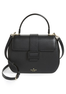 kate spade new york carlyle street - justina leather satchel