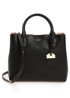 kate spade new york carter street - devlin leather satchel