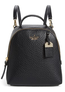 kate spade new york carter street - mini caden leather backpack