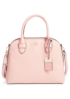 kate spade new york carter street - small ashleigh leather satchel
