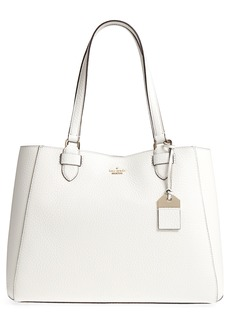 kate spade new york carter street - tyler leather tote
