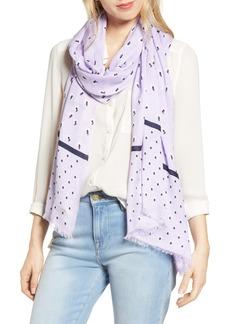 kate spade new york cascade scarf