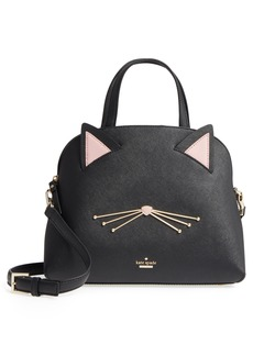 kate spade new york cat - lottie satchel