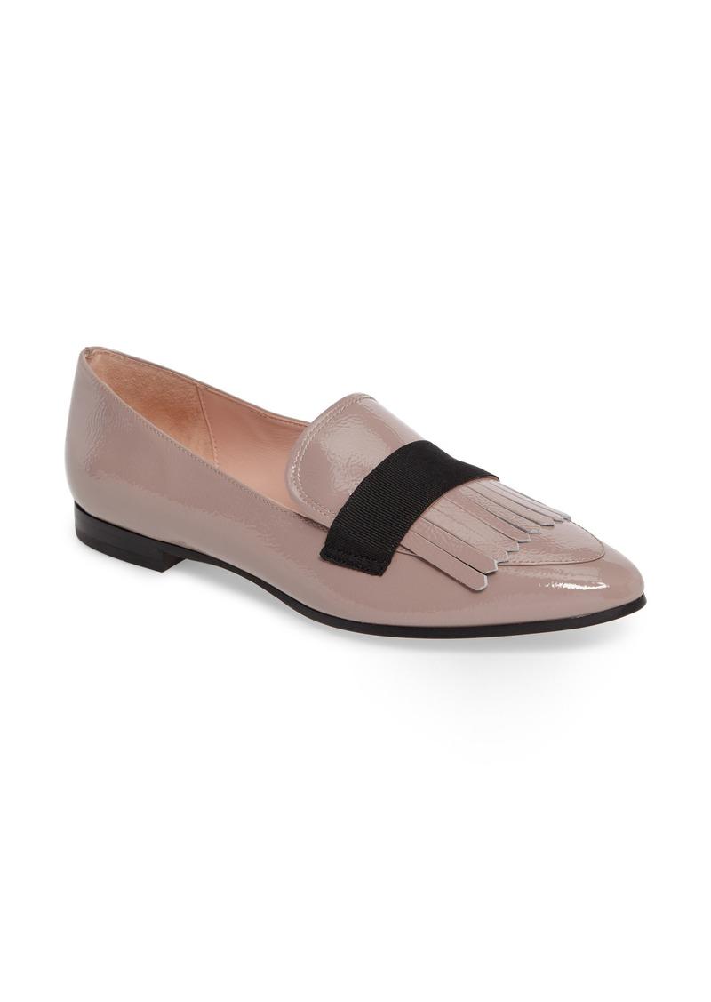 74cfaedd254 Kate Spade kate spade new york  cayla  kiltie fringe loafer (Women ...