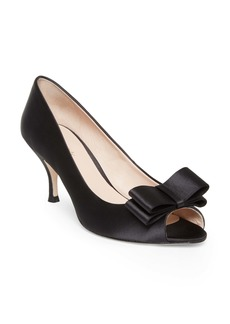 kate spade new york cecelia peep toe pump (Women)