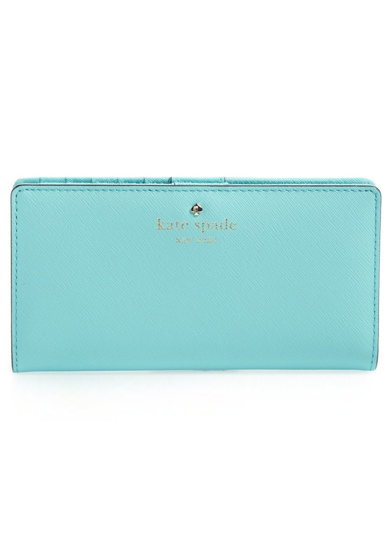kate spade new york 'cedar street - stacy' wallet