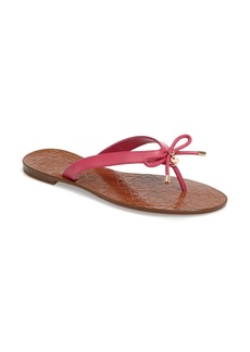 kate spade new york charles flip flop (Women)