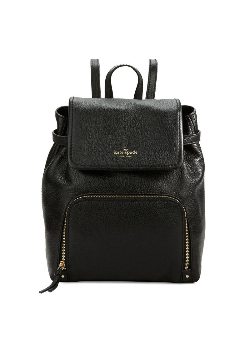 KATE SPADE NEW YORK Charley Leather Backpack