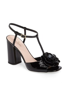 kate spade new york charlton flower sandal (Women)