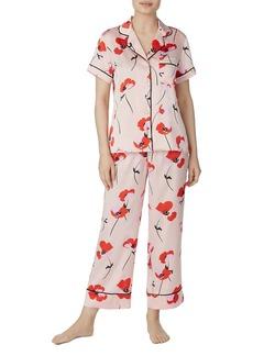 kate spade new york Charm Long Pajama Set