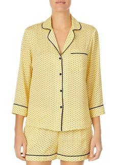 kate spade new york Charm Short Pajama Set