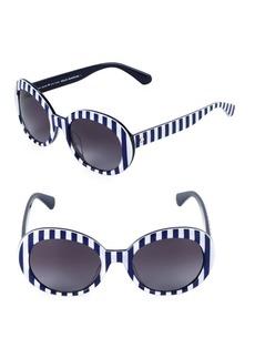 Kate Spade New York Cinda 54MM Oval Sunglasses