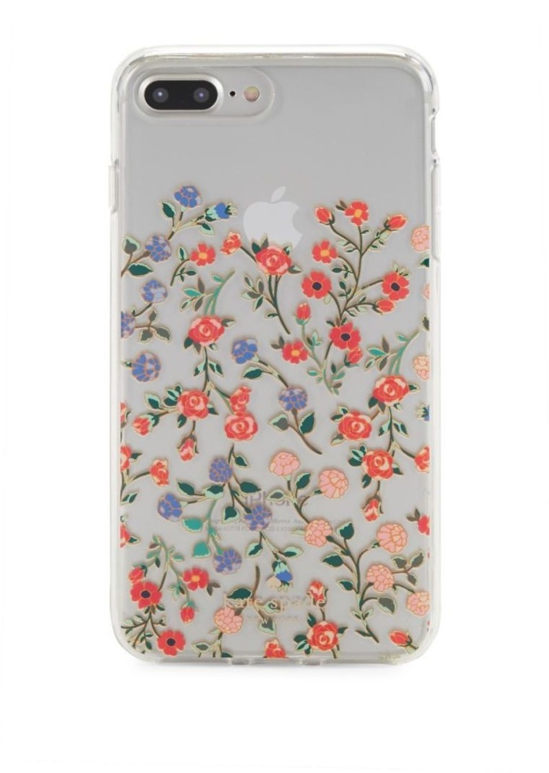 size 40 112ec 2a96c New York Clear Blossom iPhone 8 Plus Case