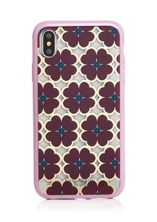 kate spade new york Clover Graphic iPhone XS Max & XR Case