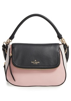 kate spade new york 'cobble hill - deva' leather crossbody bag