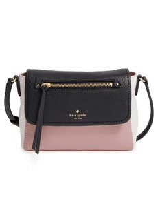 kate spade new york 'cobble hill - mini toddy' leather crossbody bag