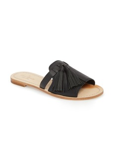 kate spade new york coby tassel slide sandal (Women)
