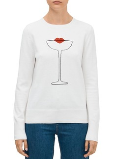 kate spade new york Cocktail Kiss Sweater