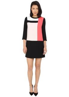 Kate Spade New York Color Block Shift Dress