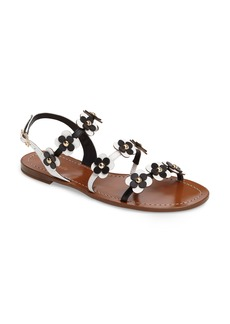 kate spade new york colorado flowered sandal (Women)