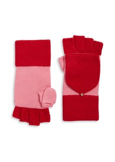Kate Spade New York Colorblock Gloves