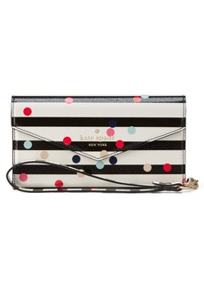 kate spade new york confetti iPhone 7 wristlet