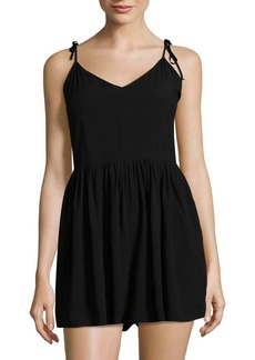 Kate Spade New York Cover Up Romper