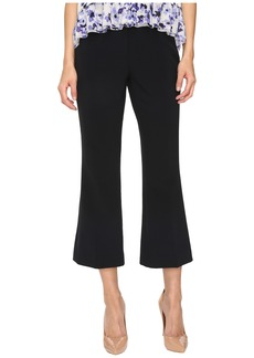 Kate Spade New York Crepe Cropped Flare Pants