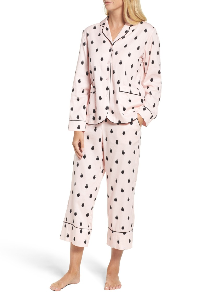 d5b618b5626 Kate Spade kate spade new york crop pajamas