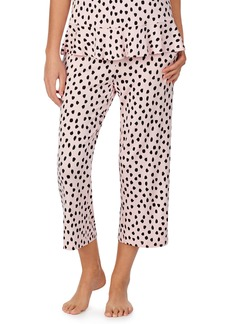 kate spade new york crop sleep pants