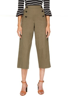 Kate Spade New York Cropped Military Pants