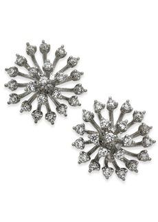 kate spade new york Crystal Starburst Stud Earrings
