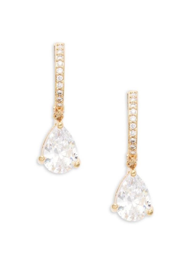 Kate Spade New York Crystal Teardrop Earrings
