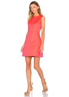 kate spade new york Cutout Flare Dress